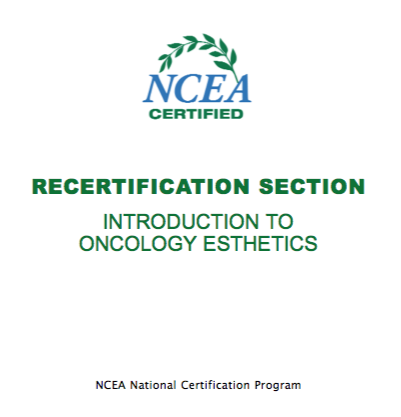national esthetician certification advanced training